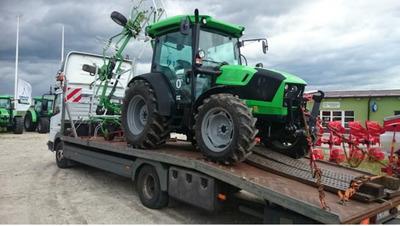 Transport ciągników rolniczych tel. 692 745 153