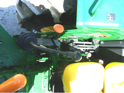 2012 John Deere 5055E Pre Emissions 748 HRS